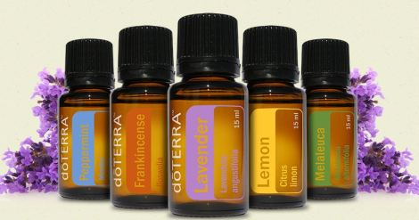 April learned about essential oils and is now selling doTERRA! we'll tell you more about this later